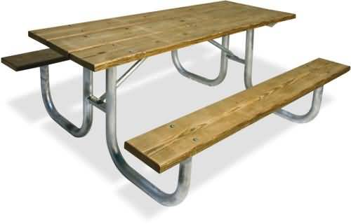 zoom - Commercial Picnic Tables