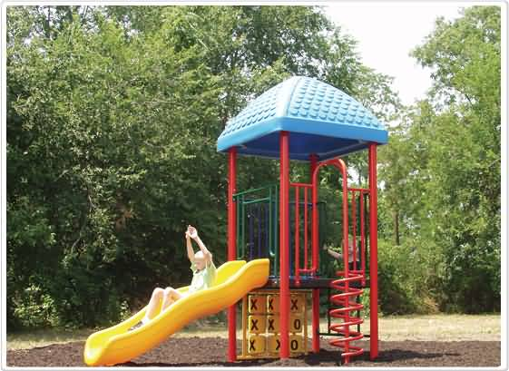 Modular Play Equipment