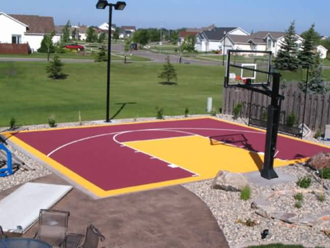 Basketball Court Tile Flooring Options Sports Flooring At