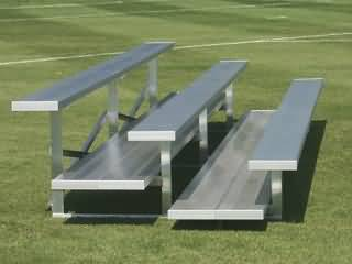 Outdoor Aluminum Bleachers For Sale At Builtritebleachers Com