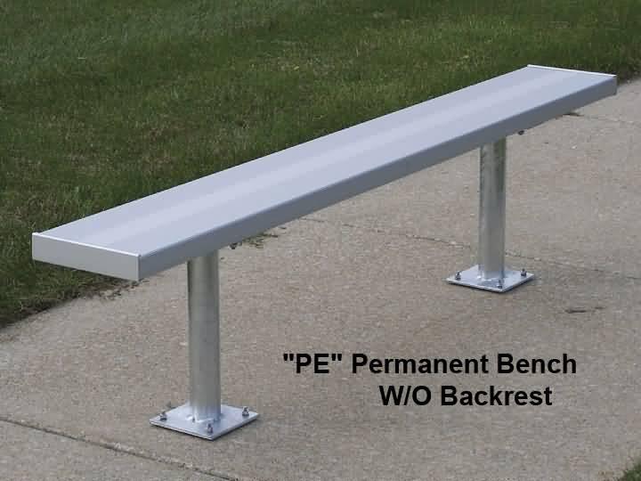 Standard Park Bench Seat Height