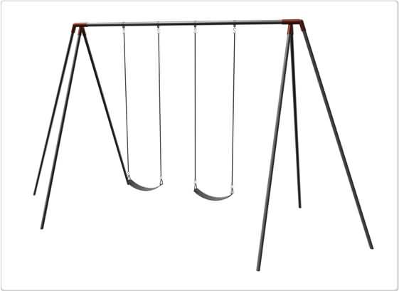Tripod swings