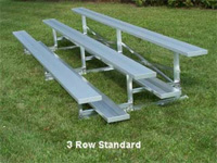 Standard Height (aluminum frames)